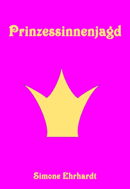 Cover Prinzessinnenjagd (eBook)